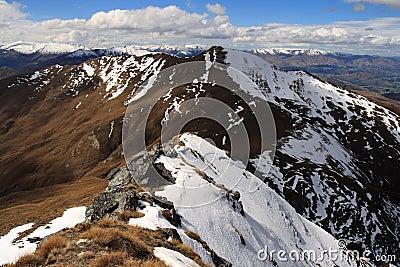 Ben lomond ridge