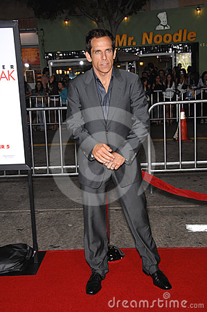 Ben Stiller Editorial Photo