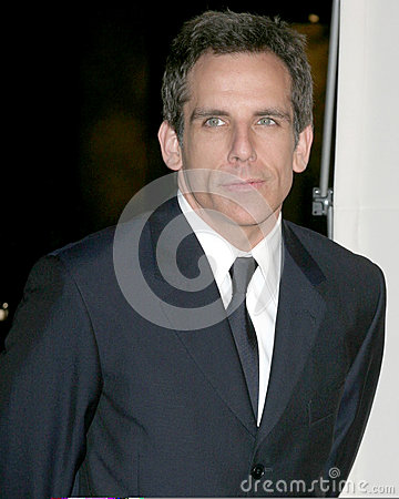 Ben Stiller Editorial Stock Photo