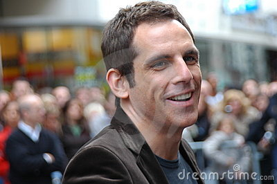 Ben Stiller Editorial Stock Image