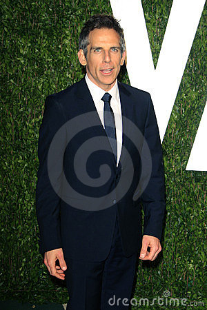 Ben Stiller, Vanity Fair Editorial Stock Image