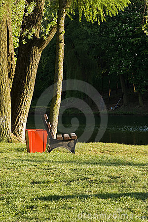 The Bench Stock Photos - Image: 12665143