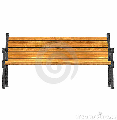Free Bench Royalty Free Stock Photography - 864307