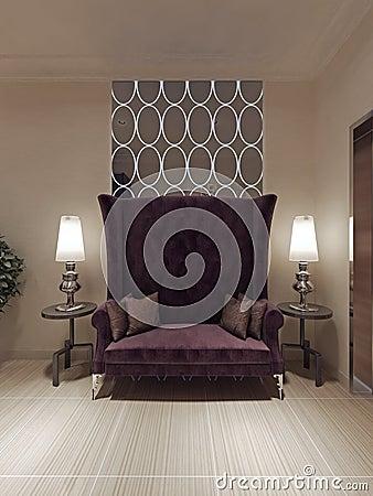 Free Bench Luxury Style Stock Image - 48275871