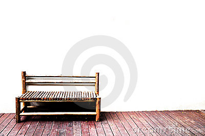 Bench with nobody