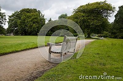 Bench path