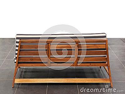 Bench rear