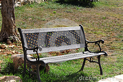 Bench in the Sun