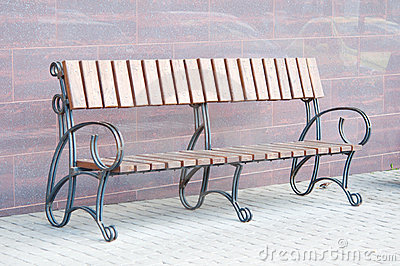 Bench to rest