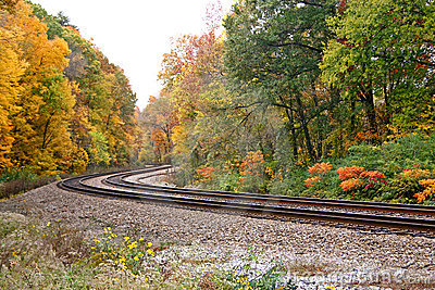 Bend in the Tracks