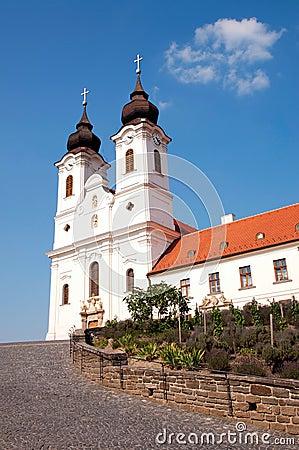 Free Benedictine Abbey In Tihany, Hungary Stock Photo - 25601030