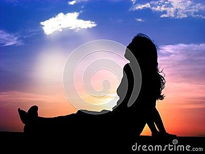 Benedizione dal cielo
