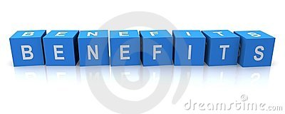 Benefits letter blocks