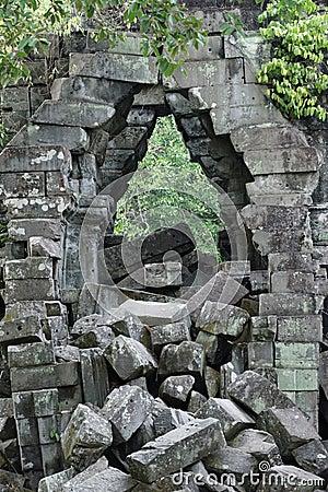 Free Beng Meala Temple In Cambodia Stock Photos - 65806143