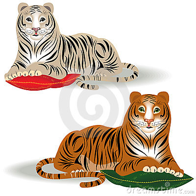 Bengal and Amur tiger