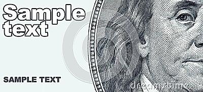Beniaminu Franklin portret