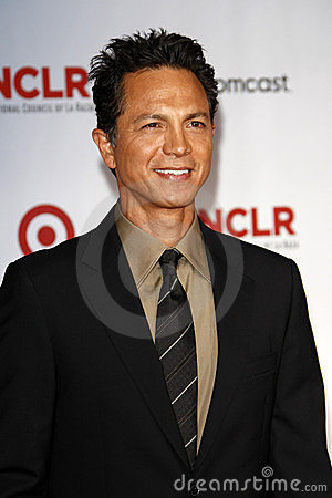 Benjamin Bratt Immagine Stock Editoriale