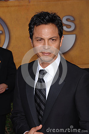 Benjamin Bratt Editorial Stock Image