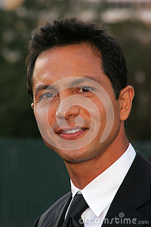 Benjamin Bratt Editorial Stock Photo