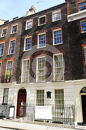 Benjamin Franklin hus s