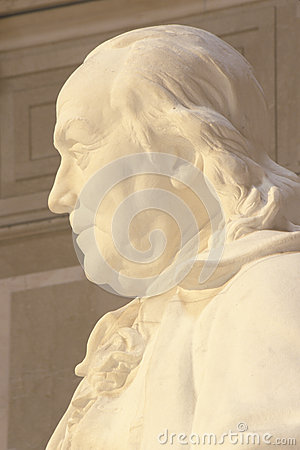 Benjamin Franklin minnesmärke