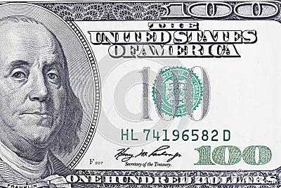 Benjamin Franklin Upclose