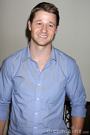 Benjamin Mckenzie Editorial Stock Photo
