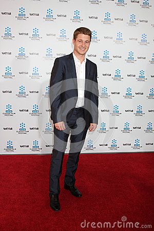 Benjamin McKenzie arrives at the  A Star is Born  Restored Print World Premiere , part of the Turner Classic Movie Channel Classic Editorial Photography