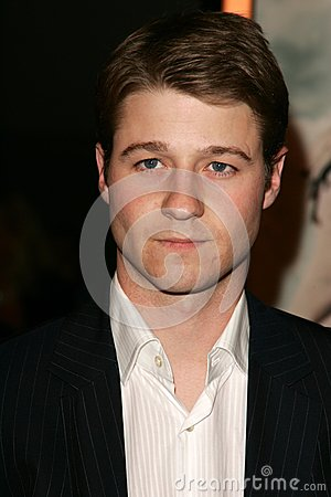 Benjamin McKenzie at the premiere of  The New World . Academy of Motion Picture Arts and Sciences, Beverly Hills, CA 12-15-05 Editorial Photography