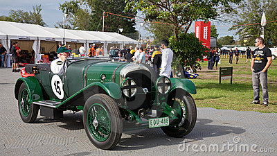 Bentley, Melbourne Formula One, 2010 Editorial Photography