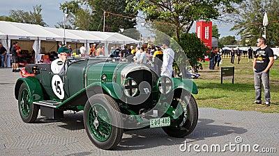 Bentley, Melbourne Formula One, 2010 Editorial Photography