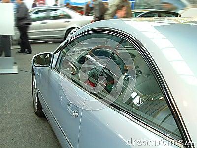 Benz van Mercedes