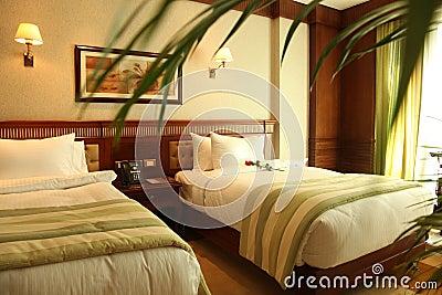 Bequeme und luxuriöse Betten