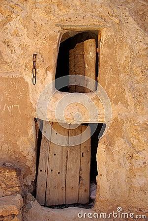 Berber granary, Libya