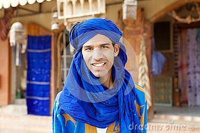 Berber man Editorial Image