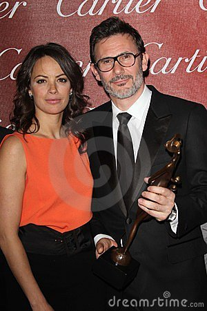 Berenice Bejo, Michel Hazanavicius Editorial Stock Photo