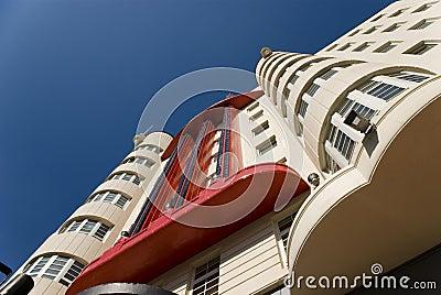 Beresford building at angle