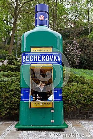 Becherovka zimt