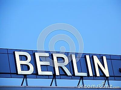 Berlin över skyen