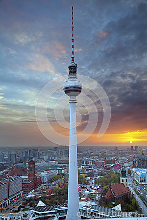 Free Berlin. Stock Photo - 35378030