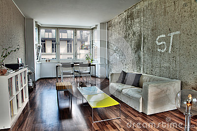 Berlin Apartment Living Room
