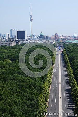 Berlin boulevard