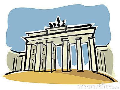 Berlin (Brandenburg Gate)