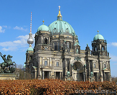 Berlin Cathedral Stock Photos - Image: 13764013