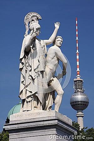 Berlin contrast