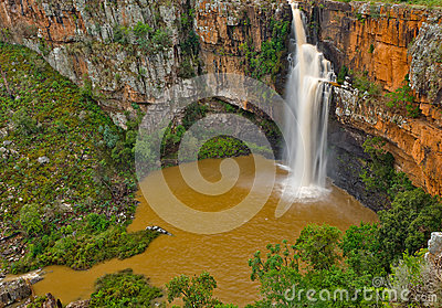 Berlin falls, South Africa