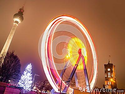 Berlin ferris wheel