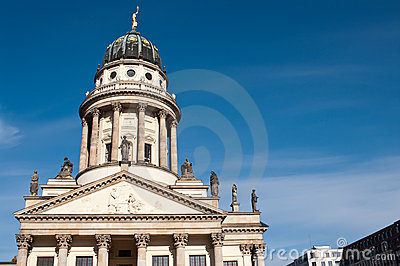 Berlin, French cathedral