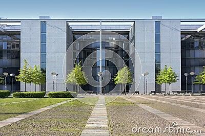 Berlin Govt. Building
