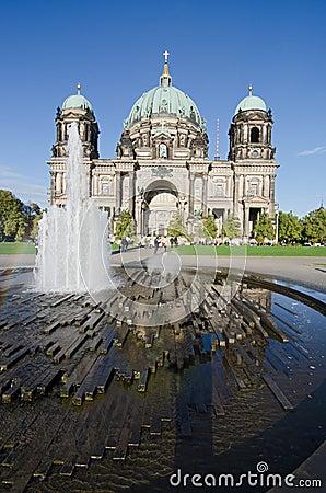 Berlin. Lustgarten
